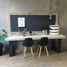 Home Office Design, Home Office Decor, Lego Desk, Scandinavian Kids Rooms, House Yard, Diy Table, Boy Room, Kids Furniture, Sweet Home