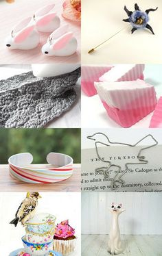 Soft Spring by Michelle on Etsy--Pinned with TreasuryPin.com
