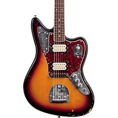 Get the guaranteed best price on Signature Model Electric Guitars like the Fender Kurt Cobain Signature Jaguar Electric Guitar 3 Color Sunburst at Musicians Friend. Get a low price and free shipping on thousands of items.