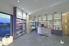modern pharmacy design - Google Search