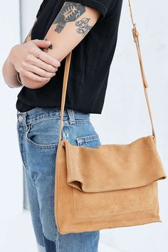 BDG Lindstrom Fold Crossbody Bag - Urban Outfitters