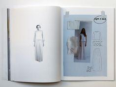 Fashion Sketchbook - fashion drawings & fabric swatches - fashion design process; fashion portfolio // Sabela Tobar