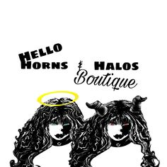 Hello Horns & Halos Boutique | Hello Horns & Halos Boutique Gift Subscription Boxes, Beach Cover Ups, Candy Shop, Black Swimsuit, Clothing Company, Summer Collection, Jewelry Shop, Horns, Halo