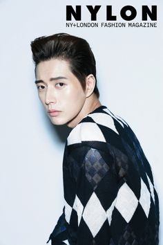 Park Hae Jin - Nylon Magazine March Issue '14
