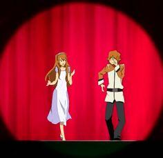 "tea-dude: ""Kekkai sensen crossover ending """