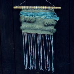 Tissage moderne, mélange de laine et de denim