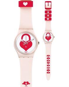 Εμφάνιση λεπτομερειών Ρολόι Swatch Valentine s Special GZ292  http   goo.gl  af98989bde8