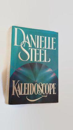 Kaleidoscope by Danielle Steel  Hardcover  1st Printing       Romance by SamsOldiesButGoodies on Etsy