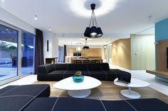 Moderne Wohnung mit riesiger Terrasse