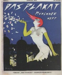 Nazi plundered poster collection finally returned to owner's son: Das Plakat cover designs