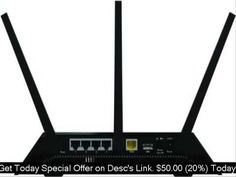Netgear R7000 Nighthawk AC1900 Smart Wi-Fi Router + Netgear A6100-100PAS 802.11AC WIFI MINI USB ADAPTER + Belkin A3L791-14 14-feet PRO Series RJ45 CAT5E Patch Cable Discounts - http://hotcouponcode.net/netgear-r7000-nighthawk-ac1900-smart-wi-fi-router-netgear-a6100-100pas-802-11ac-wifi-mini-usb-adapter-belkin-a3l791-14-14-feet-pro-series-rj45-cat5e-patch-cable-discounts/