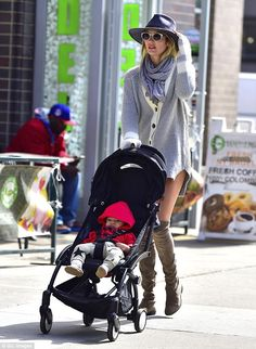 Candice Swanepoel out in New York City, April 3th-2