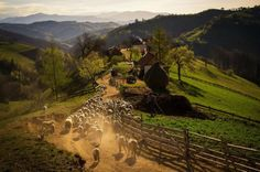 beautiful landscape photography from romania inspired by this country for nature lovers if you want to romania travel and tour Beautiful Landscape Photography, Beautiful Landscapes, Beautiful Places To Visit, Places To See, Amazing Places, Visit Romania, Romania Travel, Next Holiday, Dracula