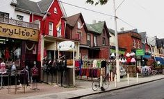 Kensington Market, Toronto - Things to Do - VirtualTourist Best Key West Hotels, Toronto Travel, Best Travel Deals, Hotel Reviews, Landscape Photos, Trip Planning, Travel Photos, North America, Things To Do