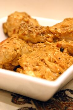Moist chicken made with two clever techniques straight from the Kolkata Basu kitchen
