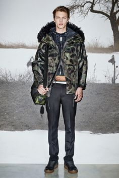Coach Fall 2015 Menswear Fashion Show: Complete Collection - Style.com