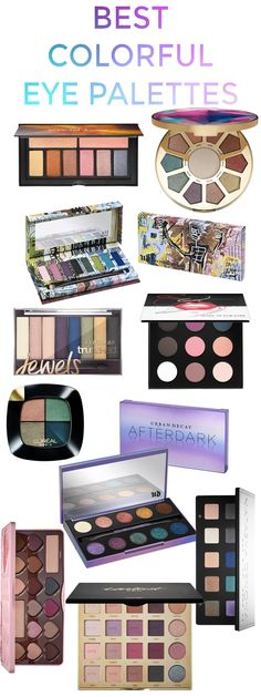 """If you didn't think you would be into the unicorn makeup trend, think  again. Colorful eyeshadow is a thing and it is going to be an even bigger  thing as we move into summer. If you are thinking """"no way"""", I think you  will be surprised — pleasantly surprised."""