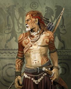 nomad lion by nightrhino.deviantart.com on @deviantART