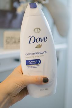 I have partnered with Dove for National Healthy Skin Month. The itchy skin after you've gotten dressed for the day is the worst, isn't it? Dove Body Wash, Smooth Skin, Healthy Skin, Moisturizer, Deep, Moisturiser, Soft Leather, Healthy Skin Tips