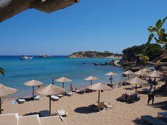 Small Amoopi Beach of Karpathos Greece