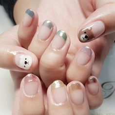 Super nails acrylic french tip design simple 39 ideas Purple Nail Designs, Acrylic Nail Designs, Nail Art Designs, Acrylic Nails, Nails Design, Trendy Nail Art, Easy Nail Art, Nail Art Courses, Nails 2018