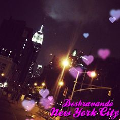 I am leaving today: NYC Special: Desbravando New York City