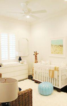 Hank's Beach-Inspired Nursery