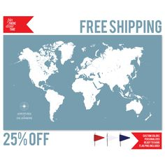 Scratch wall map poster travel tracker 50 usa world country love 24x40 canvas world travel map custom color personalized ready gumiabroncs Images