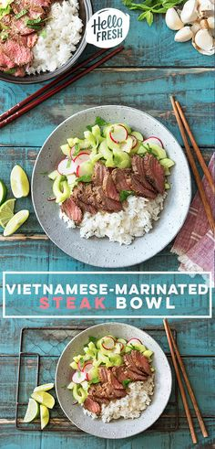 Do you know what the secret is to perfectly caramelized marinades? A pinch of sugar! It adds a hint of sweetness to balance out the spiciness of the jalapeños and tanginess of the lime juice. The other star of this meal is the pickled cucumber and radish salad. It's quick, crunchy, and one of our go-to side dishes.