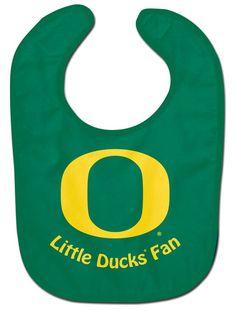 Oregon Ducks Baby Bib - All Pro Little Fan
