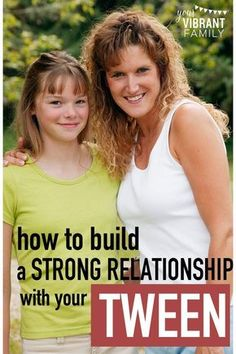 It takes work and lots of intentional bonding with our kids through these sometimes challenging years to maintain a strong relationship with a tween or teen. There's no perfect formula, but what if there were mindsets we could adopt as parents that would allow us to maintain strong relationships with our kids as they change and discover who they are? Here are four important principles I've learned about bonding with my kids.