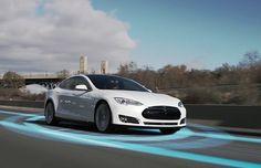 Tesla's HW2 cars will soon get a new Autopilot update