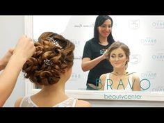 YouTube Fancy Hairstyles, Braided Hairstyles, Wedding Hairstyles, Hair Videos, Braid Styles, Hair Designs, New Hair, Braids, Hair Cuts