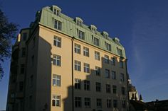 Home of Lisbeth Salander is one of the stops on the self guided Millennium Tour of Stockholm, Sweden