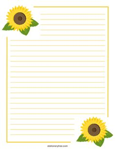Free Printable Stationery and Writing Paper Printable Lined Paper, Free Printable Stationery, Templates Printable Free, Printables, Scrapbook Journal, Scrapbook Paper, Pen Pal Letters, Envelopes, Planning And Organizing