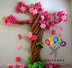 Balloon Tree More