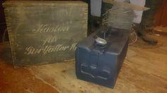 Gurtfüller 16 mit Kiste WK11 oder Ölkiste 11 original Öler original Stacheldraht