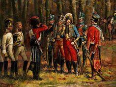 Etat Major, Empire, Napoleonic Wars, Military Art, Revolutionaries, Battle, The Past, French, History