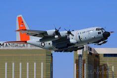 Foto de Lockheed C-130 Hercules (N21095) ✈ FlightAware