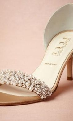 New With Tags/ Unaltered Champagne Shoes find it for sale on PreOwnedWeddingDresses.com