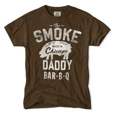 Smoke Daddy's BBQ T-Shirt