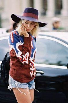 Best of Lena Perminova street style looks..