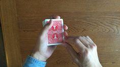 En liten glimt... #entertainment #cardmagic #closeupmagic Trollkarl från Göteborg visar tricks