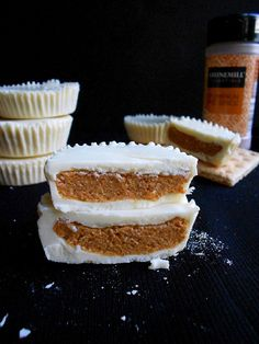 Culinary Couture: No-Bake White Chocolate Pumpkin Pie Cups