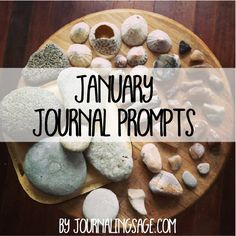 January Journal Prompt. Daily Journaling Prompt for Creative Happiness. http://journalingsage.com