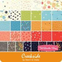 Creekside Half Yard Bundle Reservation Sherri & Chelsi for Moda Fabrics