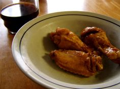 3 Ingredient Coca-Cola Chicken - ps you can use Diet Coke and leave out the boiling in water part