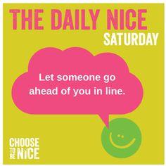 Click the image to learn more about the Choose To Be Nice Movement.     #ChooseToBeNice #BeNice #ChooseKindness #Surprise #BeKind #KindnessMatters #Kindness #gratitude #happiness #KindKids #kids #Nice #philanthropy #randomactofkindness