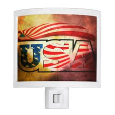 Purchase some of our night lights to chase away the darkness! Find great designs for your new night light now! Usa Flag, Night Light, Lights, Design, Design Comics, Lighting, Lamps, Bedside Lamp, Candles