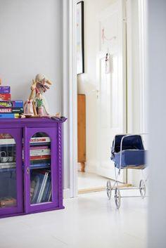 Coloured Closets. #interiorjunkie #interiorinspiration #homedeco #home #living #homeiswheretheheartis #homeinspiration #closet #colourfulliving